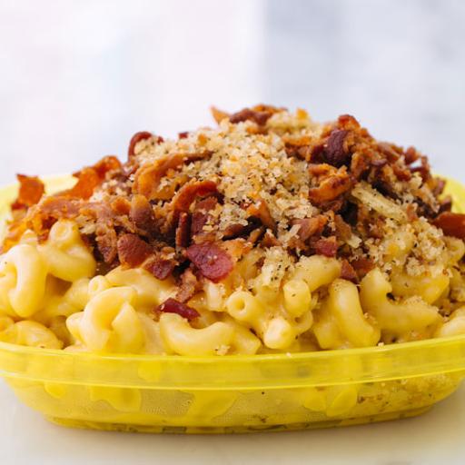 Not So Basic Bacon Bowl Mac