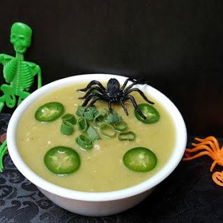 Green Goblin Tomato Soup