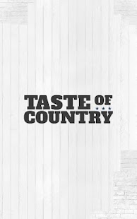 Taste of Country- screenshot thumbnail