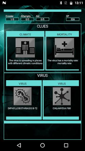 MediBot Inc. Virus Plague - Pandemic Game 1.1.4 screenshots 3
