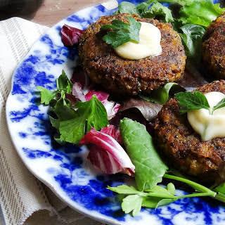 Winter Squash and Quinoa Rissoles [Vegan, Gluten-Free].