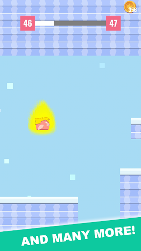 La Foka Go: Square Bird Seal! 1.2 screenshots 6