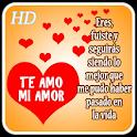 Frases Amor Romantico icon