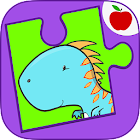 Build-a-Dino - Dinosaurs Jigsaws Puzzle Game icon