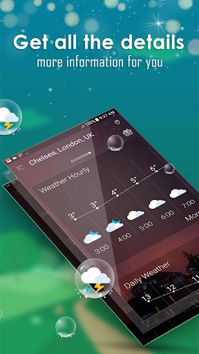 توقعات الطقس اليومية screenshot 4