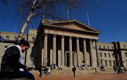 Wits University Picture: Gallo Images