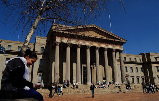 Wits University confirmed that its SRC members was accused of rape.