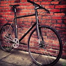 Photo: Boots, denim, and this bike…for assaulting the roads of Chicago.