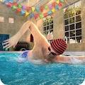 Swimming pool Water Race- Uphill Rush Water Racing APK