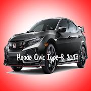 Honda Civic TypeR 2017 Wallpaper