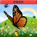 Coloring Book: Butterfly! FREE icon