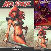 Red Sonja Travels