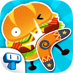 Burgergang - Fight Hoards of Crazy Burgers! Icon