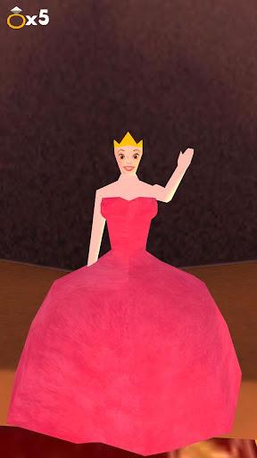 Castle Princess Runner  captures d'écran 1