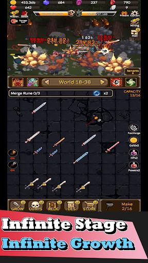 Télécharger Gratuit Devil Smithy : Merge Idle mod apk screenshots 4