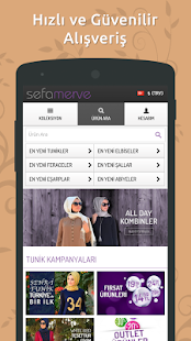 Sefamerve: Shopping for Muslim- screenshot thumbnail