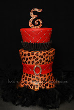 Photo: Cake fit for a Diva by Ivasweetcreations (5/16/2012) View cake details here: http://cakesdecor.com/cakes/15544