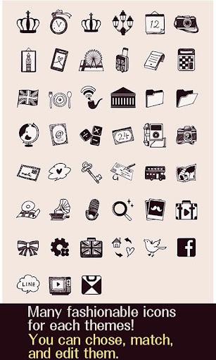 無料个人化Appの★무료 꾸미기테마★런던의 오후|記事Game