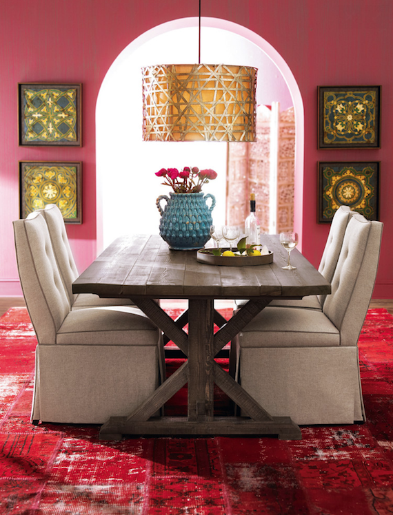 Cozy Up Your Dining Room With Rugs Trend Center By Rugs Direct