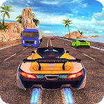 Speed Highway Racer 3D Icon