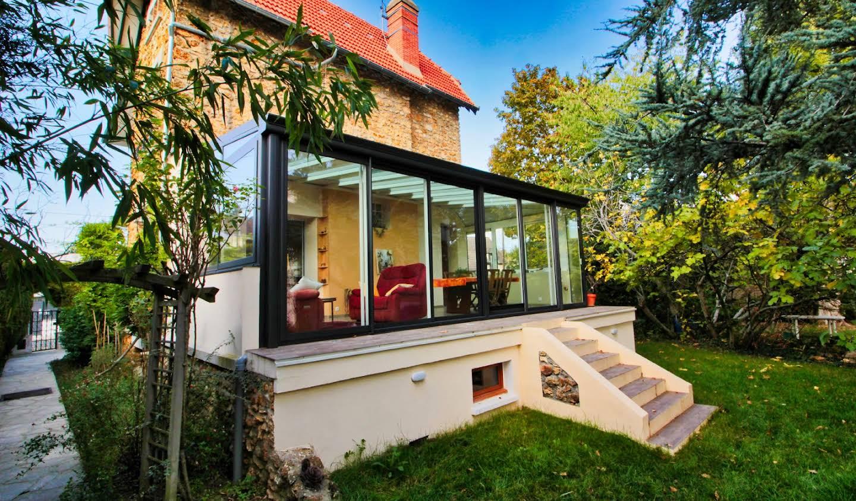 Maison avec jardin et terrasse Sainte-genevieve-des-bois