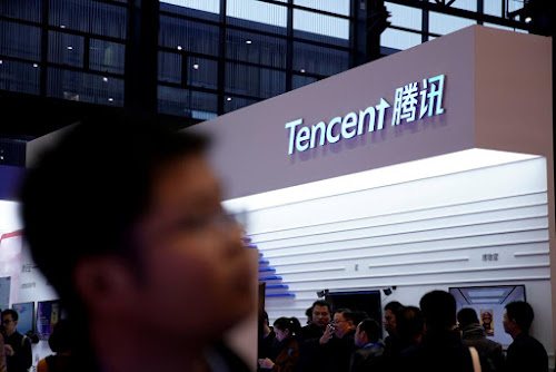 Tencent Music files for listing in New York