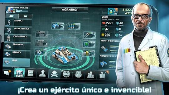 Art of War 3: RTS PvP moderno juego de estrategia 4
