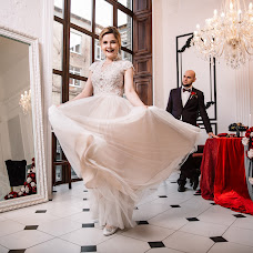 Wedding photographer Pavel Scherbakov (PavelBorn). Photo of 29.03.2018