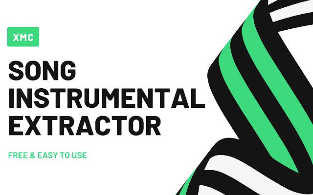 Song Instrumental Extractor