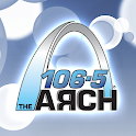 106.5 The ARCH icon