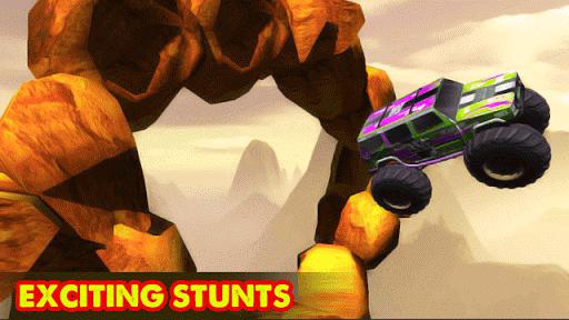 4x4 Stunts: Offroad Drive