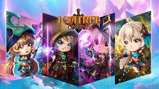 Ksatria Online - A Kingdom in Chaos 2.0.6 screenshots 1