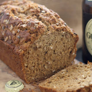 Malted Guinness Beer Bread.