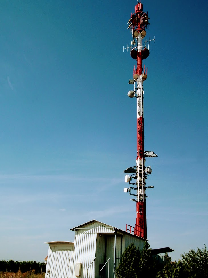 Siklós/Városhegy - DVB-T gapfiller