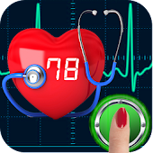 Heart Beat Rate Scanner Prank