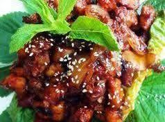 Barbecued Pork Recipe