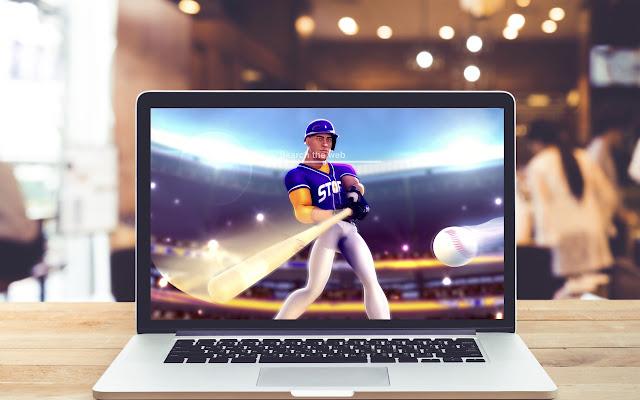 Ballastic Baseball HD Wallpapers Game Theme