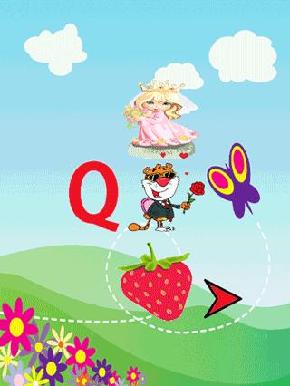 ABCマッチ絵ゲーム