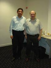 Photo: Ing. Fernando Luna, Jefe de Compensaciones de Vitro Envases