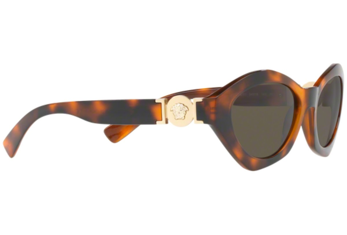 584d288fc9f Buy VERSACE 4334 5418 511971 Sunglasses