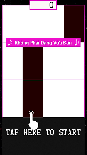 Son Tung MTP Piano Game 2.1 screenshots 4