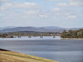 Photo: Kings Avenue Bridge over Lake Burley Griffin