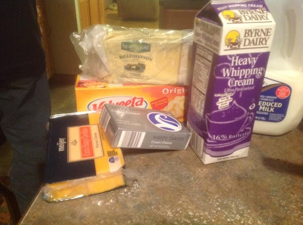 Preheat oven to 350 degrees F. Instead of a 9X13 size dish, I used...