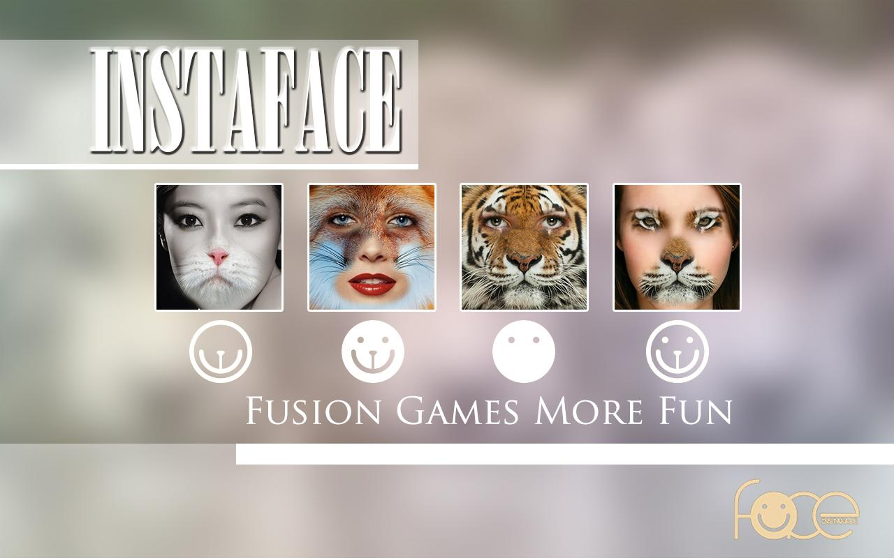 Screenshots of InstaFace :  face morphing for iPhone
