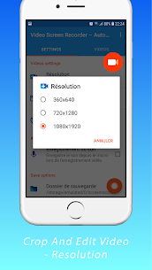 Video Screen & Recorder – Automatic Screen Record App Download For Android 6