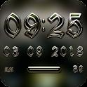 TRIADA Digital Clock Widget
