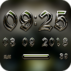 TRIADA Digital Clock Widget icon