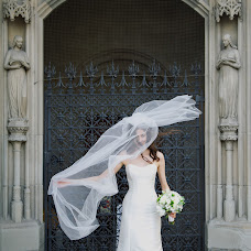 Wedding photographer Oksana Bernold (seashell). Photo of 22.11.2018
