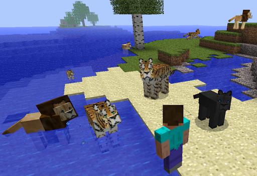 玩娛樂App|大猫国防部的Minecraft免費|APP試玩