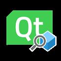 Qt 3D Studio Viewer icon